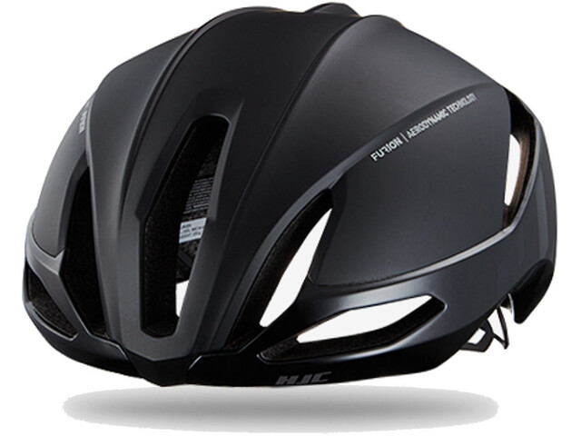 HJC Furion Road Helmet matt gloss black